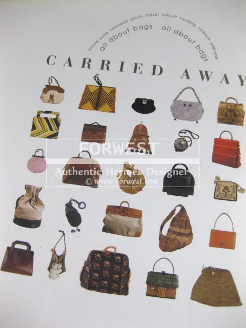 All About Bags Carried Away Reference Book