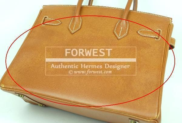 Authentic Hermes Birkin 30 Courchevel Leather Shopper Hand Bag