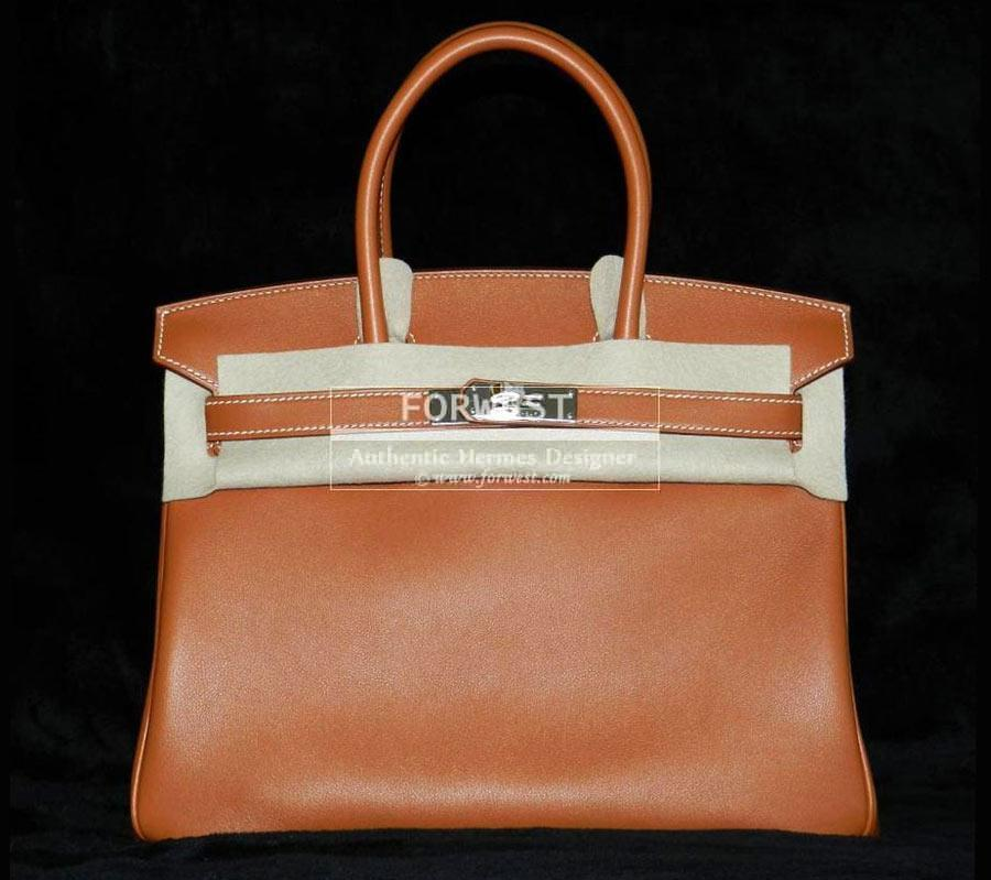Authentic Hermes Birkin 30cm Gold Swift Brand New