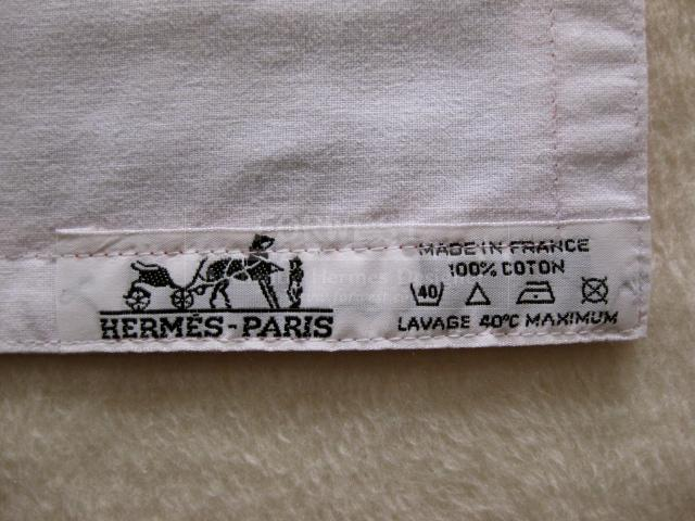 Authentic Hermes Table Mats Guepards Cotton