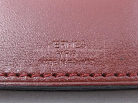 Authentic Hermes Torch With Box Leather Pouch