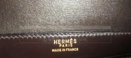 Authentic Hermes Vintage Lydie 2 Way Clutch Shoulder Bag Rare
