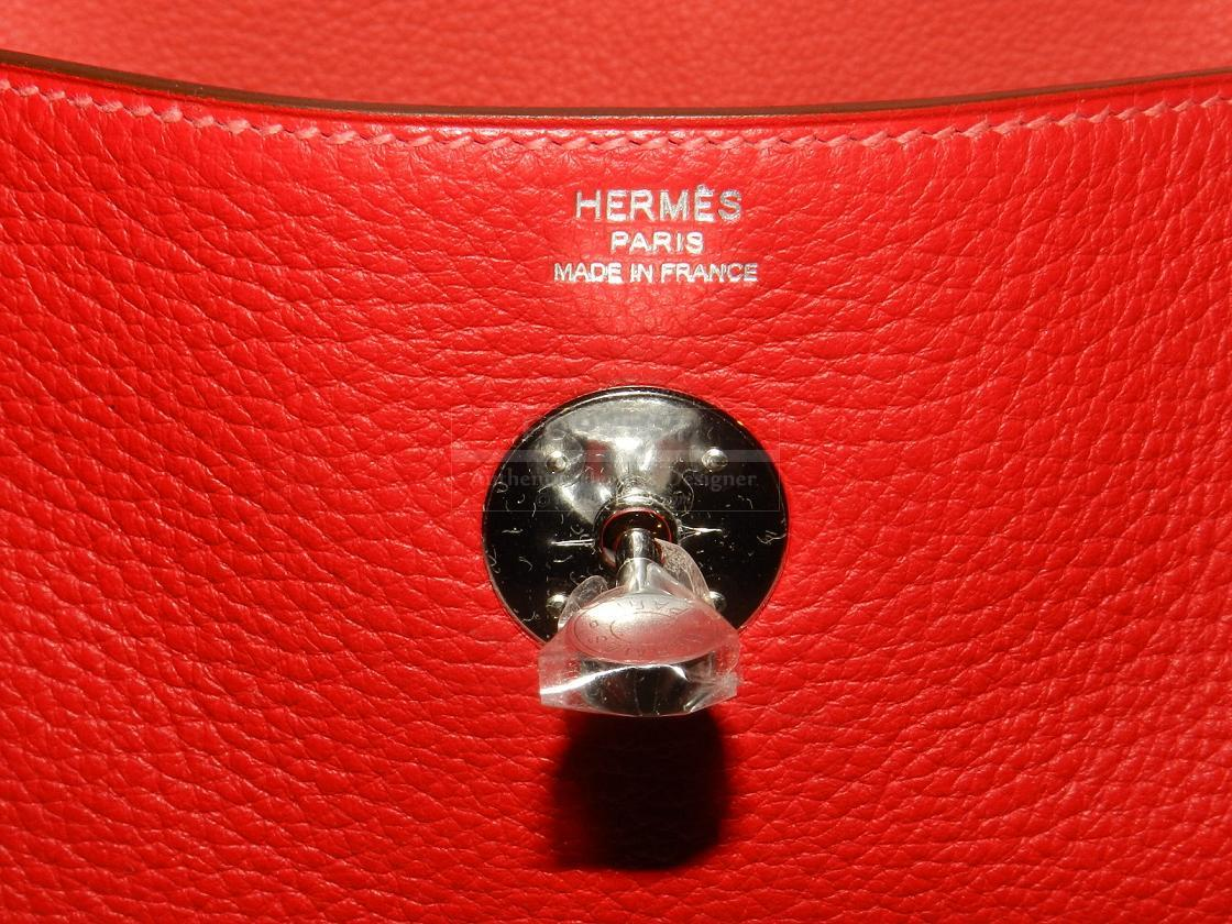 Authentic Hermeslindy 26 Rouge Casaque rose Jaipur Eclat Brand New