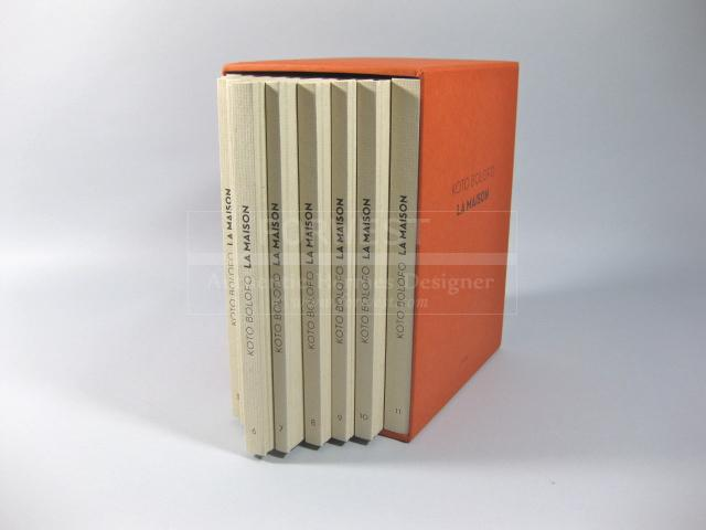 Authentic Koto Bolofo Hermes Photo Book Collection