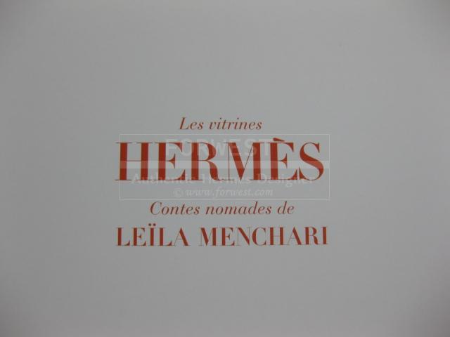Authentic Les Vitrines Hermes Editions Imprimerie Nationale 1999 Book