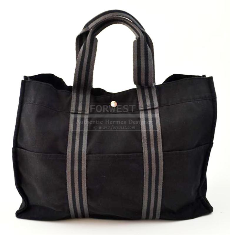 hermes bag canvas