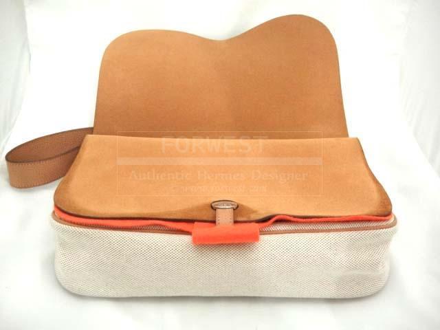 Hermes Gold Colorado MM Vache Liegee Phw