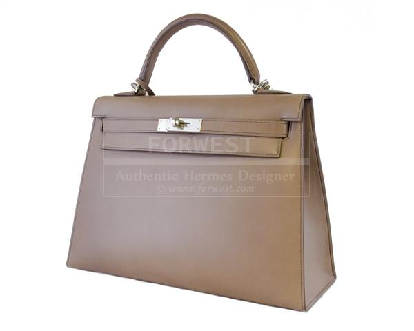 Hermes Kelly 32cm Rose Antique New and Rare