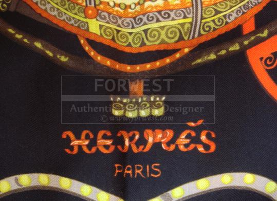 Hermes Paperoles Shawl Noir Cashmere GM Scarf Wrap 140 New Auth