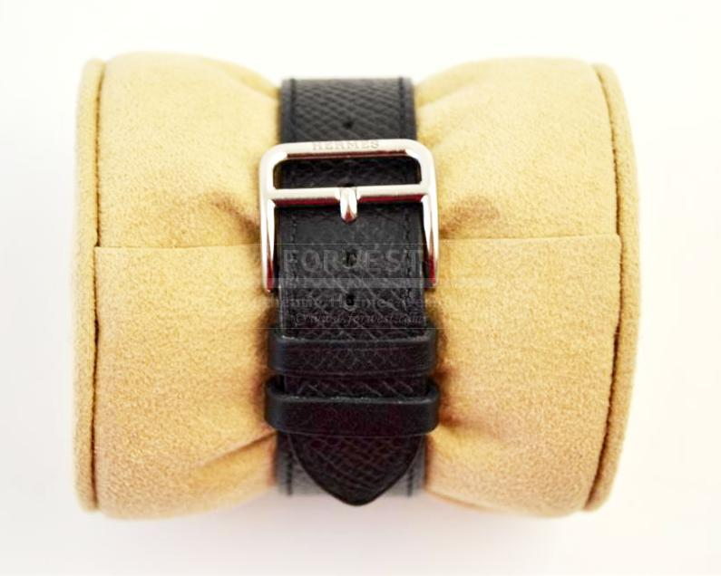 how to clean hermes leather watch band