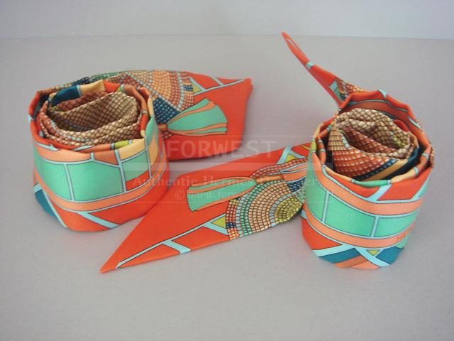 Hermes Twilly Scarf L