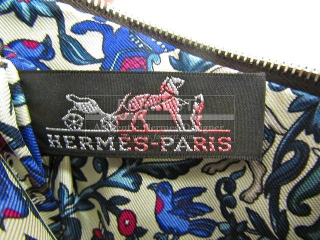 New Hermes Zipper Coin CC Holder Wallet Makeup Purse Large