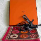 Authentic Hermes Gavroche Scarf Pochette Pocket Square