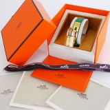Authentic Hermes Green Couchevel Kelly Watch Overhauled