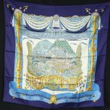 Authentic Hermes Silk Scarf L