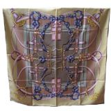 Hermes Grand Manege Silk Scarf