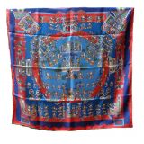 Hermes quotastres Et Soleils quotSilk Scarf