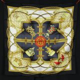 New Authentic Hermes Scarf Grande Tenue