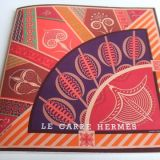 New Hermes Carre Spring Summer 2012 Scarf Book Booklet Catalog